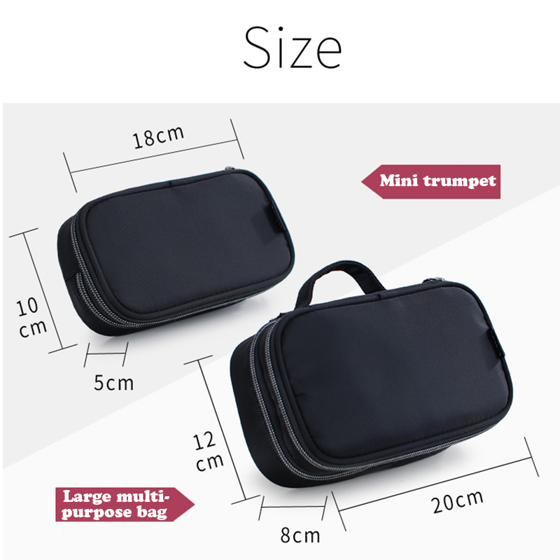 b9349abafa4e Lady Makeup Bag Men s Cosmetic Bag Stylish Waterproof Makeup Case Travel  Organizer Beauty Case Toiletry Kit for Men Makeup Case-in Cosmetic Bags    Cases ...