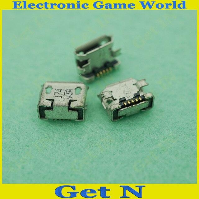 Nokia-prise dalimentation USB N85 N86 | Nouveau Port pour Nokia N85 N86 Tail Chare, 5 broches, connecteurs USB, 30 pièces/lot
