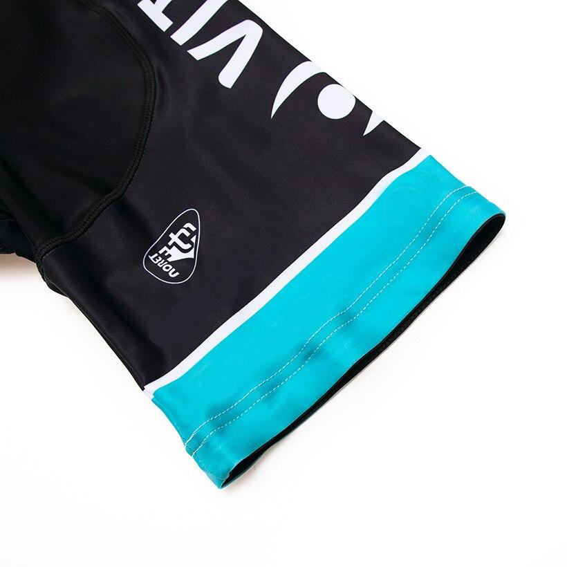 Summer men cycling short sleeve bib shorts breathable sports jersey sets S170