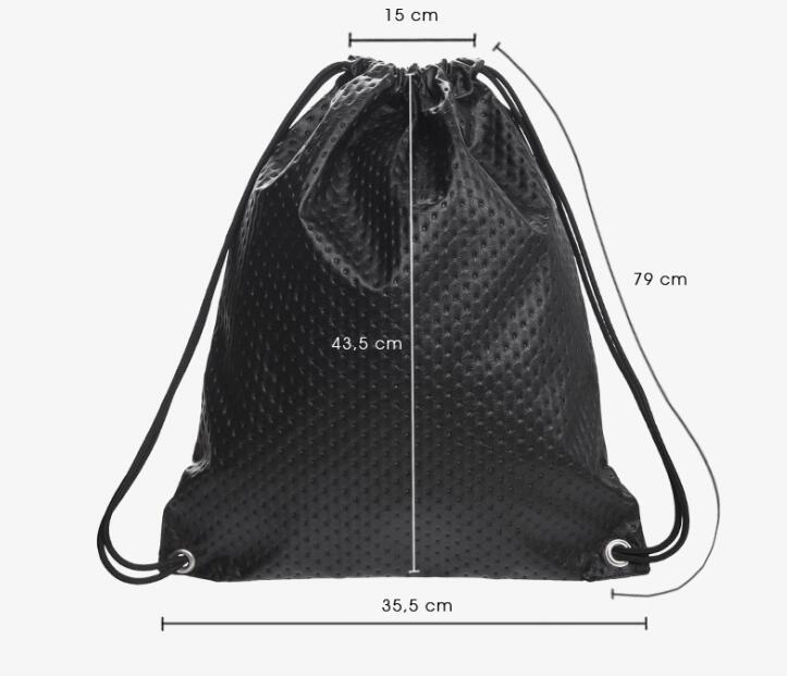 moda de nova mochila feminina Abacamento / Decoração : Nenhum