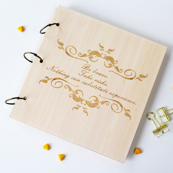 Personalized Country Wedding Gifts: Unique Wedding Guestbook Custom Guest Book Personalized