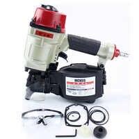 Quality CN55 Industrial Pneumatic Coil Nailer Tool Air Nailing Gun for Pallet Making Air Gun Pallet Nailer Coil Gun