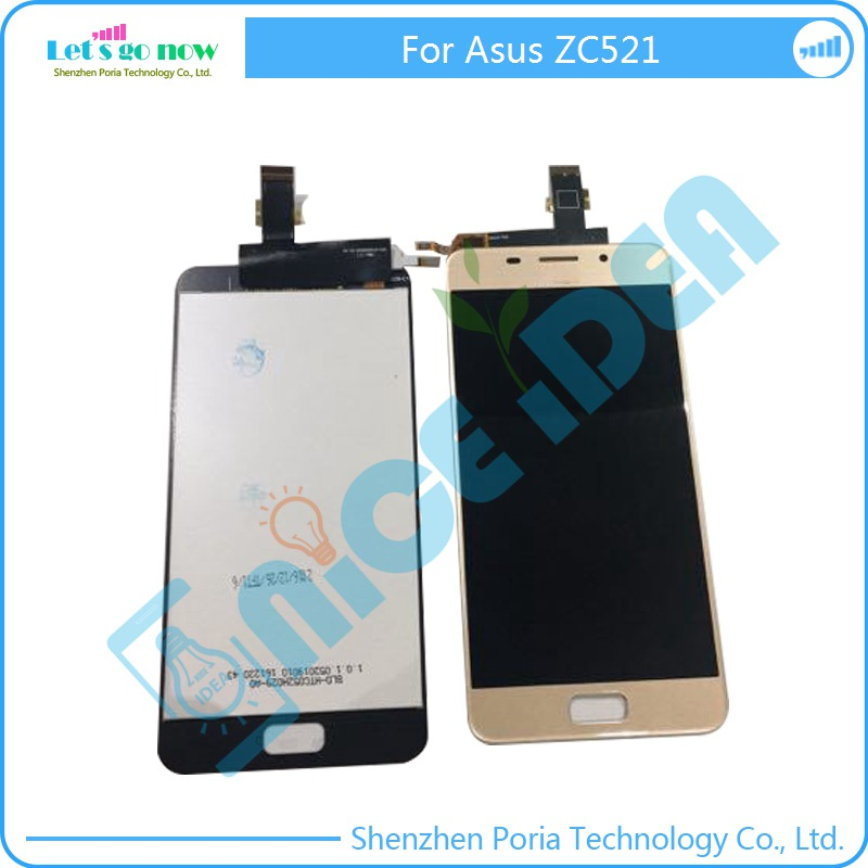 LCD Display For Asus ZC521KL Screen+Touchscreen Panel Digitizer Replacement +Track Number