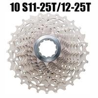 10 speed 11 23T/11 25T/12 25T Road bike bicycle cassette Free Wheel for shimano ULTEGRA CS 6700 for Sram PG1050