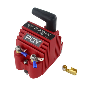 Image 3 - LZONE   Universal Blaster Ss 12V High Output External Male E Core Ignition Coil With Kits Adaptor JR EIC00 K