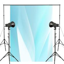 5x7ft Abstract Photography Backdrop Light Blue Background Art Photo Studio Wall