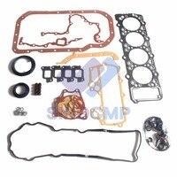 M40 4M40D 4M40T Engine Gasket Kit For FB6, FE5, FE6 2.8D Motor V3_W, V2_W, V4_W 2.8TD Motor