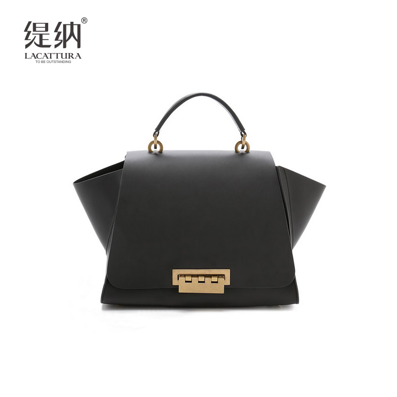 T0028 High Quality Women Wings package tote Bag Fashion real Leather Handbags Flap Shoulder Bag Ladies Messenger Crossbody Bags women shoulder bags leather handbags shell crossbody bag brand design small single messenger bolsa tote sweet fashion style