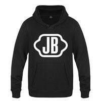 JB GOT7 Sweatshirts Men 2018 Mens Hooded Fleece Pullover Hoodies
