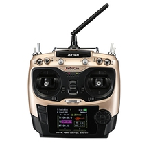 Free shiping Radiolink RFI AT9S 2.4G 9CH System Transmitter with R9DS Receiver update vision for quadcopter Helicopter