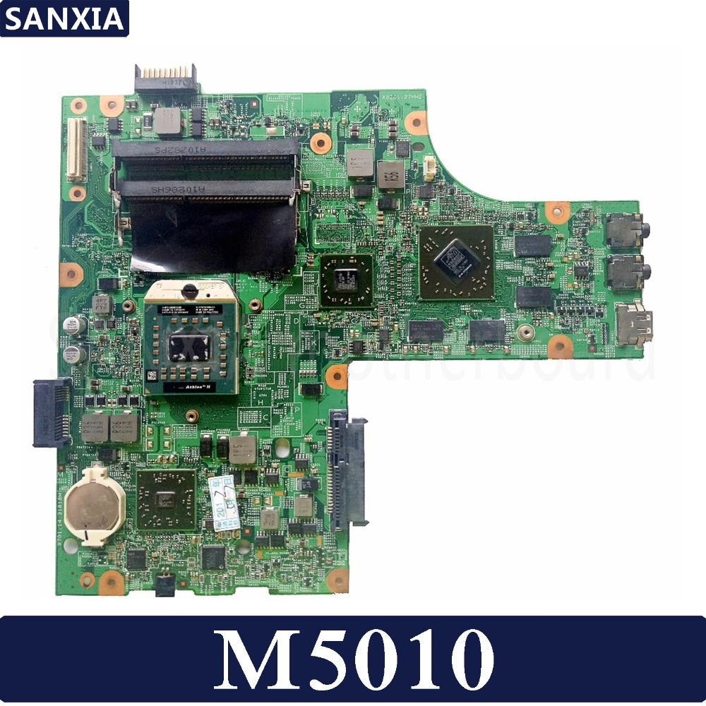 KEFU 09913-1 Laptop motherboard for Dell Inspiron M5010 CN-0HNR2M Test original mainboard AMD-Video card NO-CPUKEFU 09913-1 Laptop motherboard for Dell Inspiron M5010 CN-0HNR2M Test original mainboard AMD-Video card NO-CPU