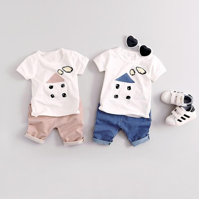 Babywelche kleidung im sommer