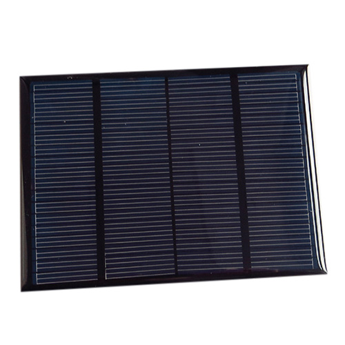 Solar Panel Module For Battery Cell Phone Charger DIY Model:115X85mm 12V 1.5W