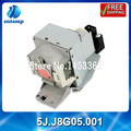 Высокое качество Замена лампы проектора лампа 5j.j8g05001 для MS618ST