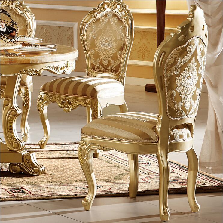 High Quality  European Modern Dinner Chair P10088
