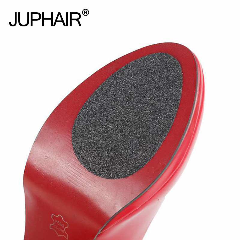 1 Pair Sole Wear Anti-slip Stickers Non-slip tape Leather Shoes High-heeled Clothing Protective Film Anti-lacing