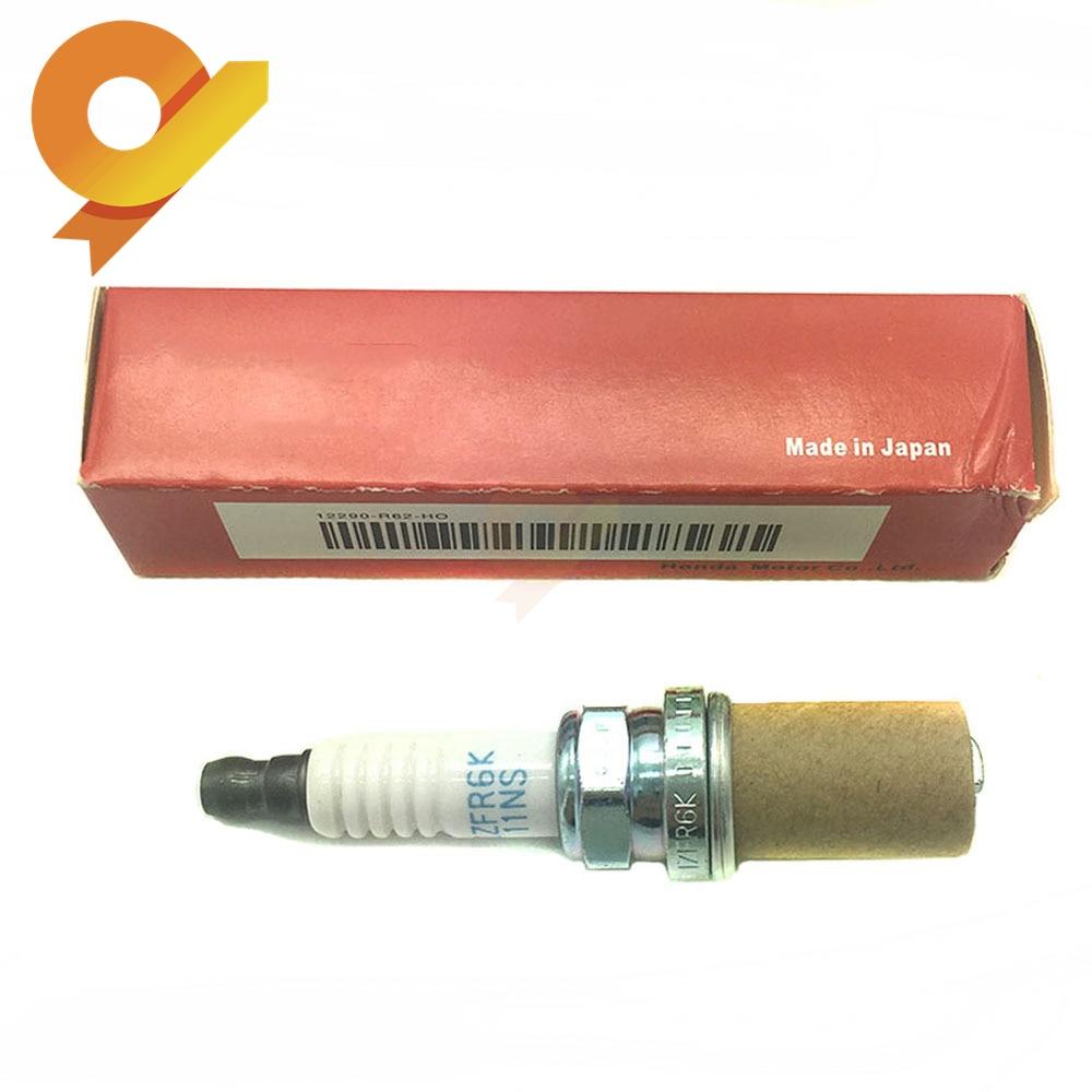 New 4pcs/lot IZFR6K11S IZFR6K11NS 9807B-561BW IRIDIUM Spark Plug For Honda Civic L4 1.8L 1.8 L 2006-2011 IZFR6K-11S IZFR6K-11SN