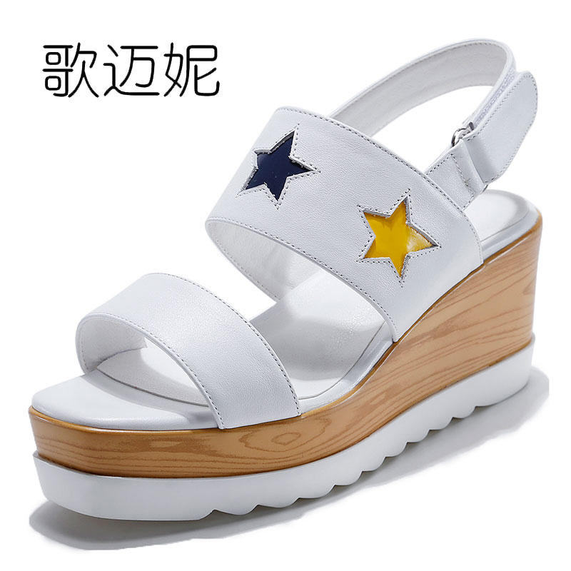 women platform gladiator sandals woman sandals 2017 summer wedges high heels womens leather sandals woman beach shoes big size phyanic 2017 gladiator sandals gold silver shoes woman summer platform wedges glitters creepers casual women shoes phy3323