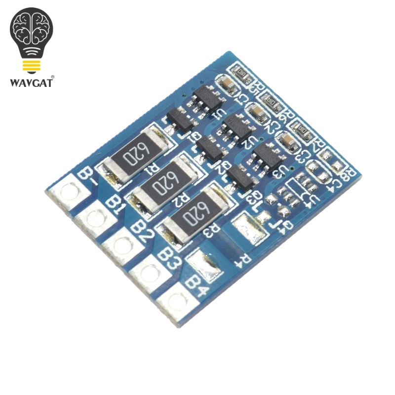 3S 4.2v li-ion lipo balancer board balncing board full charge battery balance board WAVGAT ...