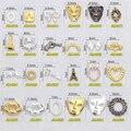 1000 Pçs/lote 2016 nova prego jóias unhas fontes da arte do prego do metal do parafuso prisioneiro de moda japonesa + JM188-253