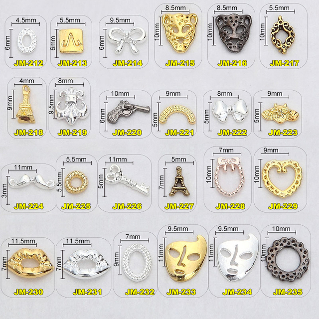 1000pcslot 2016 new nail art metal stud japanese fashion nail 1000pcslot 2016 new nail art metal stud japanese fashion nail jewelry nails supplies prinsesfo Images
