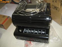Free shipping Parts  household Portable outdoor gas heater heating required for camping trip