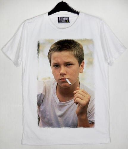 CL River Phoenix Smoke River Jude Phoenix River Jude Bottom White T-Shirt S-XXL