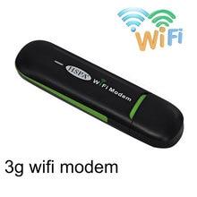 Мини Разблокировать Беспроводной 3 Г USB wi-fi Модем WCDMA/EDGE 3 Г Wi-Fi Sim-маршрутизатор Wi-fi Dongle для автомобильный Радиоприемник/Power bank