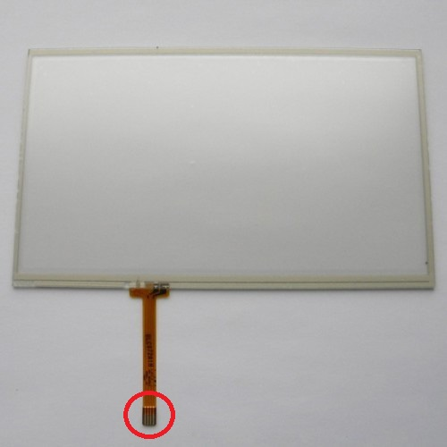 New 7'' touch screen digitizer panel For Explay PN-970TV 160*96mm brand new pn 10343 3m microtouch touch screen well tested working three months warranty