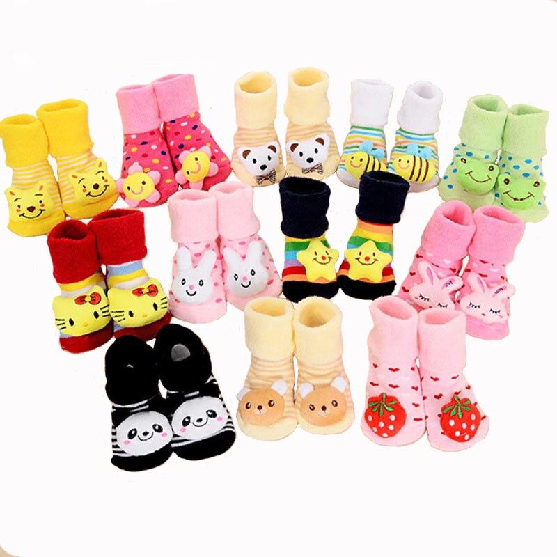 New Baby Toys : New baby toy toys animal socks foot anti slip
