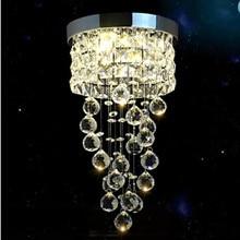 Современный светодиодный хрустальный люстра, лампа люстры, подвесной светильник для гостиной