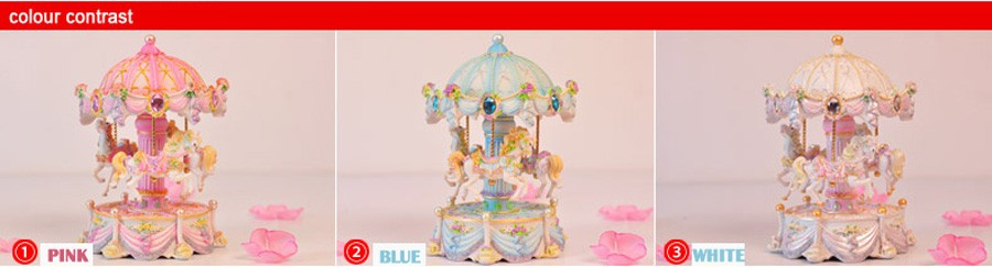 Carousel Music Box (15)