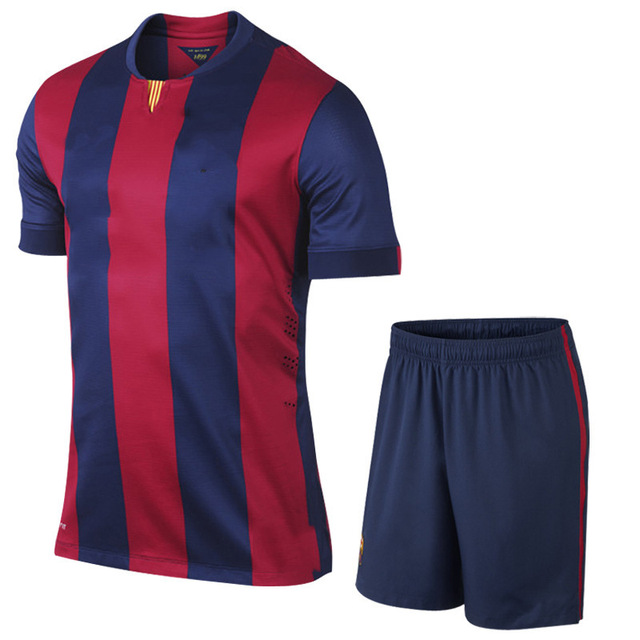 Wholesale new football clothes men sport suit dress shirt for Cheap football shirts sports direct
