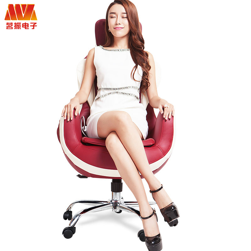HOT Electric massager vibra multifunctional back neck household&office full-body Massage chair Computer sofa chairs electric back massager vibra cervical malaxation massage device multifunctional pillow neck household full body massage chair