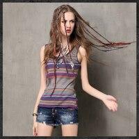 High Quality Summer Vintage Women Cotton Tank Top Women S Bodycon Cotton Vest Top Sleeveless O