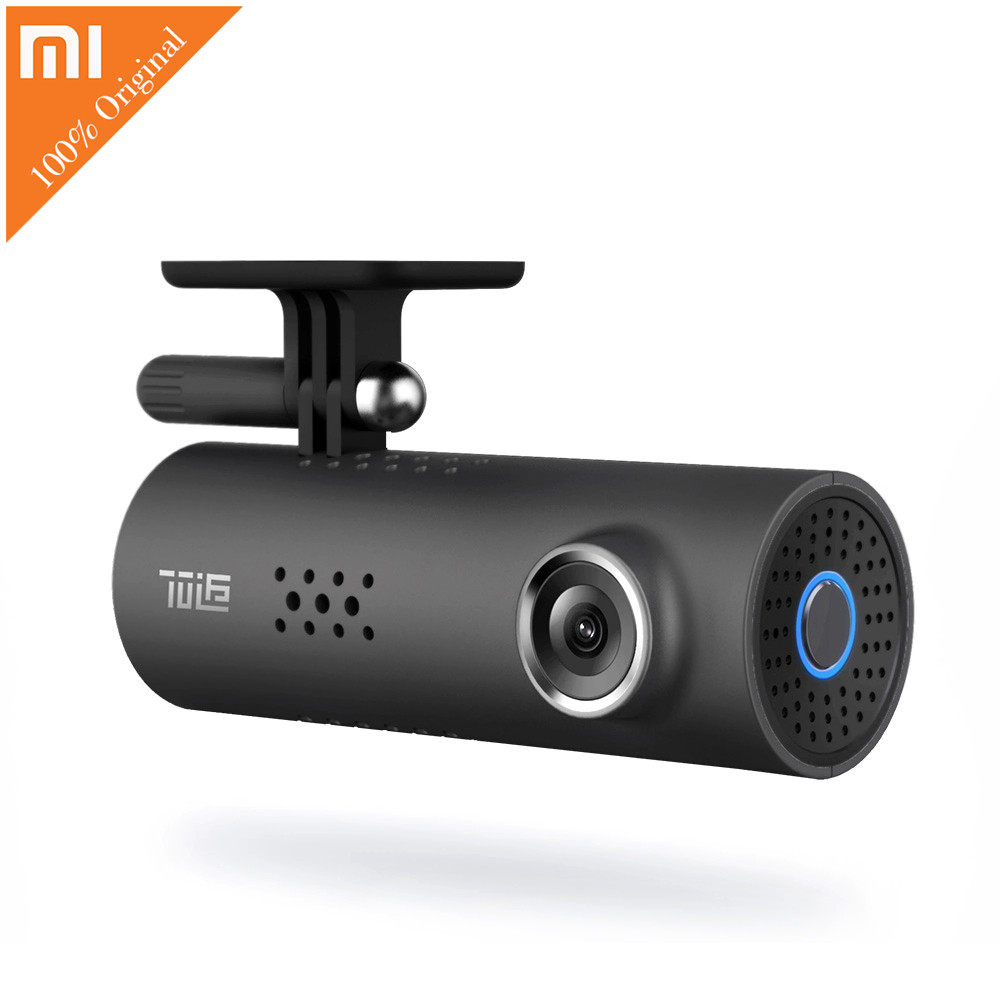 International Xiaomi 70 Minutes 1080P Full HD Camera Smart WiFi Car DVR Wrieless Dash Cam Mstar Sony IMX323 1080P 30fps for Car xiaomi yi smart car dvr 1080p 160 wifi 240mah for android