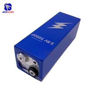 Image 3 - Супер фарадный конденсатор 2,8 В 3000F 161*56*56 мм низкочастотный ESR супер конденсатор 2.8V3000F для автомобильного транспортного средства