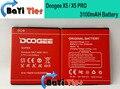 Acumuladores batería doogee x5 100% nuevo accesorio de reemplazo 3100 mah para doogee x5 smart phone + en stock