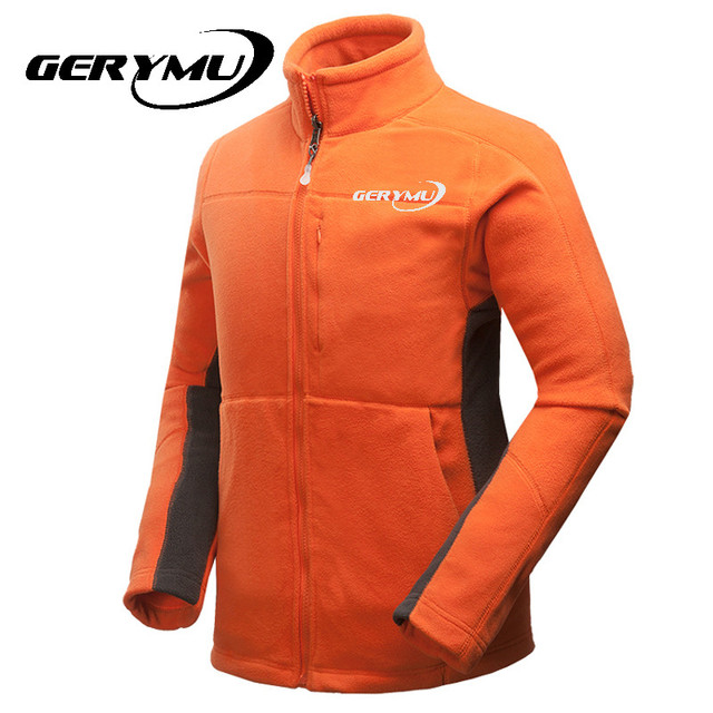 Men Outdoor Softshell Fleece Jacket Breathable Warmth Ultralight ...