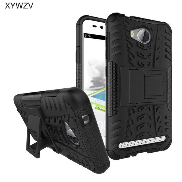 SFor Coque Huawei Y3 השני מקרה עמיד הלם קשיח מחשב סיליקון טלפון מקרה עבור Huawei Y3 השני כיסוי עבור Huawei Y3 השני Lua L21 מעטפת XYWZV