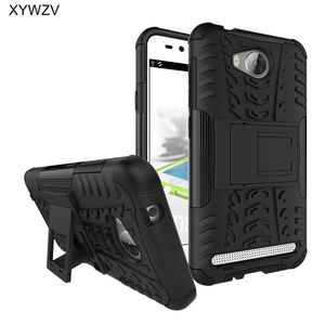 Image 1 - sFor Coque Huawei Y3 II Case Shockproof Hard PC Silicone Phone Case For Huawei Y3 II Cover For Huawei Y3 II Lua L21 Shell XYWZV