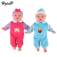 New 2017 Fever Doll Sets High Quality Doctor Toys Baby Pretend Play Model Will Speak Play