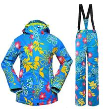 New 2017 Winter Skiing Jackets Women Ski Coat Snowboard Jacket Ski Suit Women Snow Wear Jacket S-2XL Skiing Jacket Women Outdoor