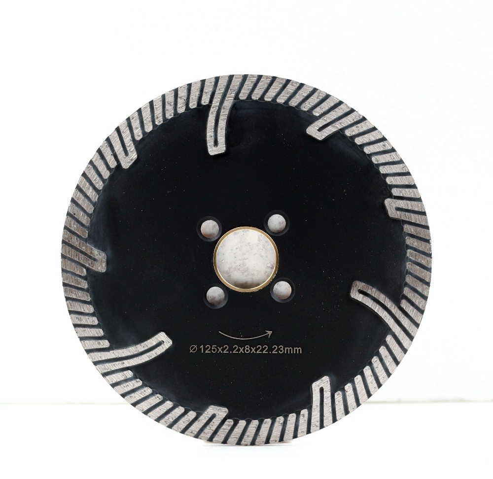 Free shipping DC-TCB03 Premium quality 125mm 5 inch diamond turbo cutting blade for granite and marbleFree shipping DC-TCB03 Premium quality 125mm 5 inch diamond turbo cutting blade for granite and marble