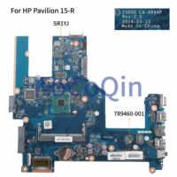 KoCoQin placa base Para portátil HP Para 15-R 15T-R 250 G3 Core N2840 SR1YJ placa base ZS050 LA-A994P 789460-001 789460-501 probado