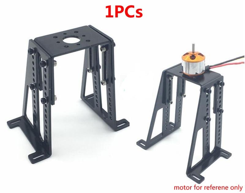 RC Model Metal Removable Motor Bracket Holder Adjustable 35-72mm/50-110mm Motor Base Mounting Firewall For FPV Quadcopter Parts fpv display mounting bracket metal holder shortcut for rc transmitter