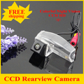 CCD HD Carro câmera de visão Noturna de backup para Mazda 2/mazda 3 estacionamento à prova d' água câmera de visão traseira do carro Auto câmera