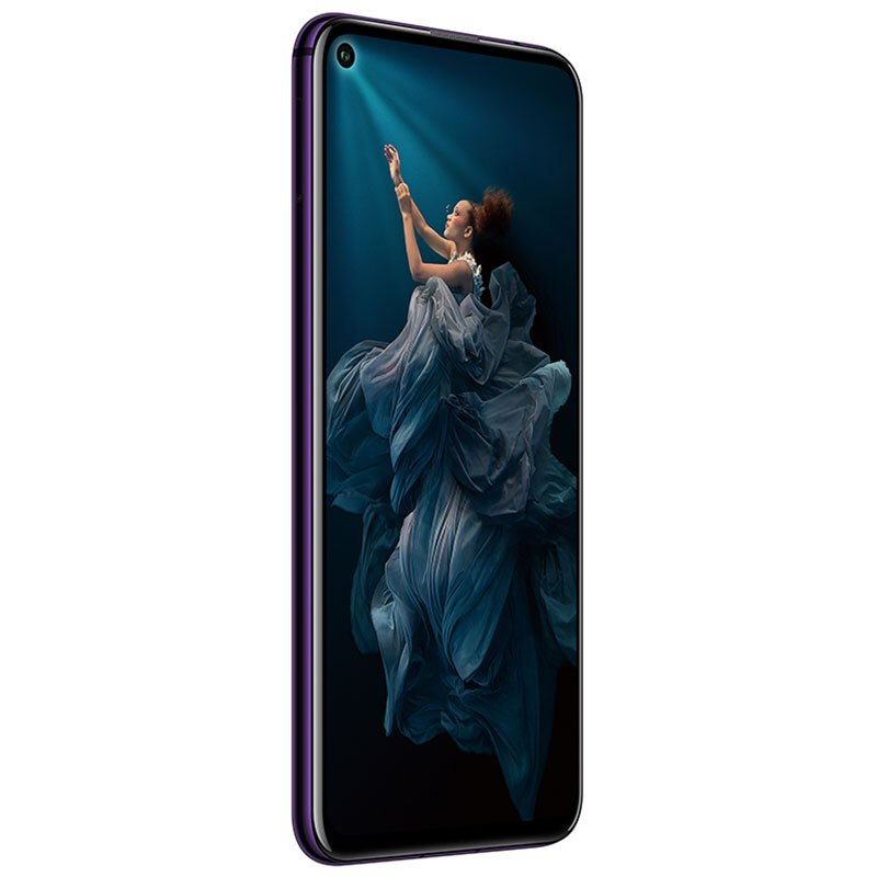 "Image 5 - Honor 20 Pro Global Rom Smartphone Kirin 980 Android 9 6.26"" IPS 2340X1080 8GB RAM 128GB ROM 48.0MP+32.0MP Fingerprint NFC PhoneCellphones   -"