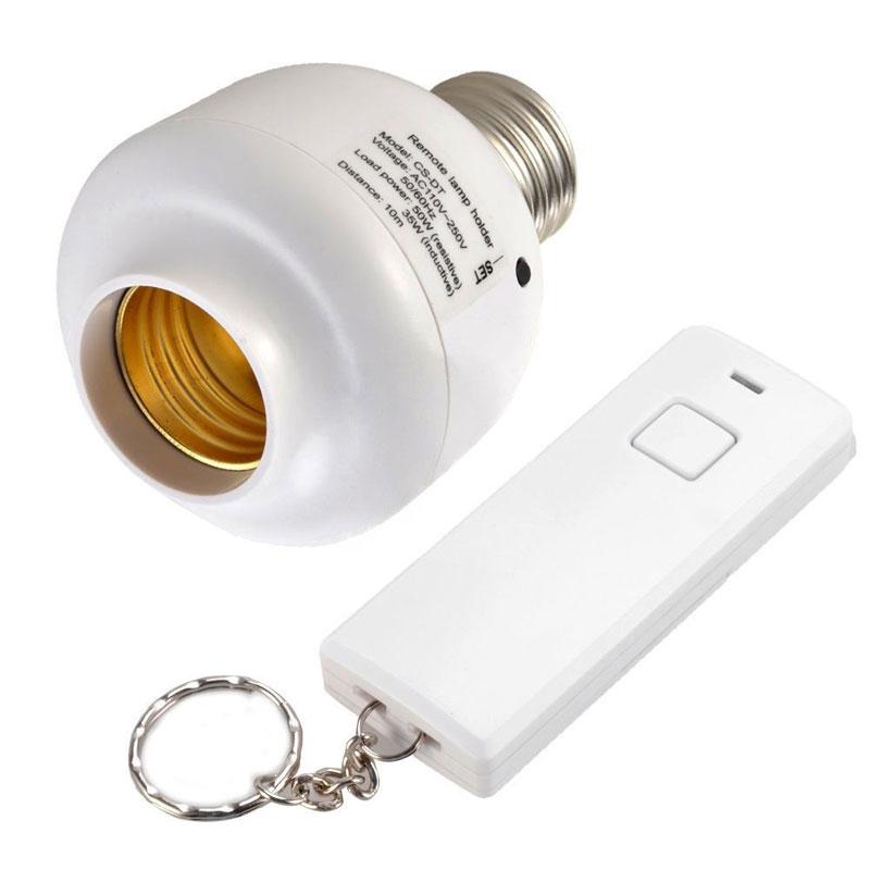 Special Design 10m E27 Screw Wireless Remote Control Light