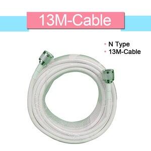 Image 5 - 70dB 2G 3G 4G Tri Band נייד אות מהדר GSM 900 DCS 1800 WCDMA 2100 נייד סלולארי אות Booster מגבר 3G 4G LTE
